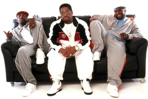 Boyz II Men says their shows are now family affairs. Photo / Supplied