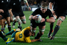 It has been a decade and 24 tests since the All Blacks were beaten in Europe. Photo / Richard Robinson
