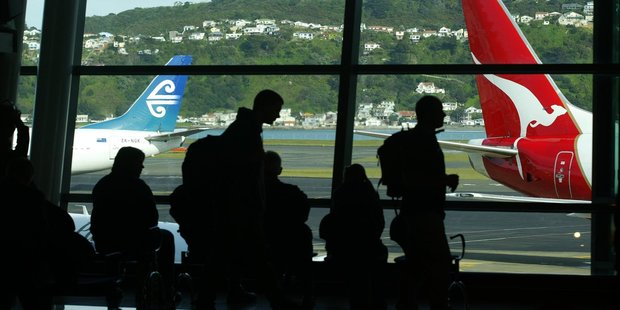 Wellington Airport's fees are a tax on travellers and a drag on the economy, says the Board of Airline Representatives. Photo / Mark Mitchell