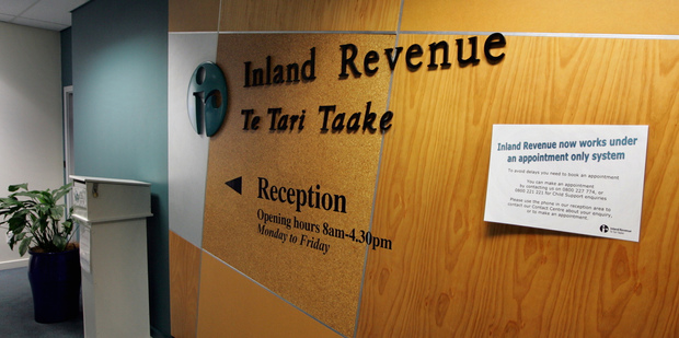 IRD's ageing computer system is once again unable to cope with the increased workload required to implement government reform. Photo / Hawke's Bay Today