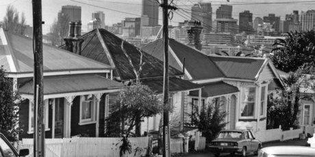 In the 1990s, when property prices in Ponsonby grew 30 per cent over a relatively short period, a study of houses sold more than once showed that 10 per cent of the sellers lost money. Photo / NZ Herald
