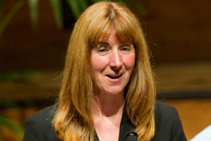 Cathy Casey. Photo / NZPA