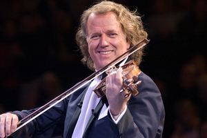 Andre Rieu has sold more than 30 million CDs and DVDs. Photo / Supplied