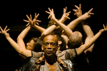 Dance-theatre piece 'Babel' will be among treats at the Arts Festival. Photo / Supplied