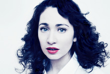 Regina Spektor singer-songwriter. Photo / Supplied