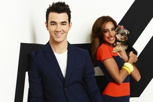 Kevin Jonas says he and wife Danielle grew as a couple in Married to Jonas. Photo / Supplied