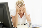Prolonged or profound stress becomes counter-productive. Photo / Stockbyte