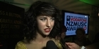 Watch: Backstage at the VNZMA's