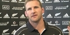 Watch: All Blacks ready for Europe