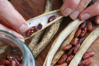 Dried beans make an excellent addition to soups and stews. Photo / Supplied