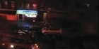 Watch: Raw Video: Building facade collapses in New York