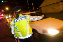 The 29-year-old recorded the highest drink driving reading of the weekend traffic operation. Photo / File