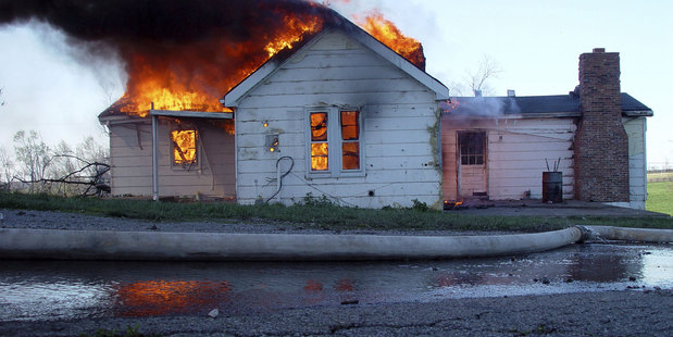 You don't know if your house is going to catch fire but you still insure it. Photo / Thinkstock