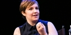 Watch: Lena Dunham: Your first time 'voting'