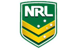 The new NRL logo.