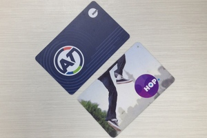 Passengers have reported delays in the top-up process for their Auckland Transport Hop cards. Photo / Herald online