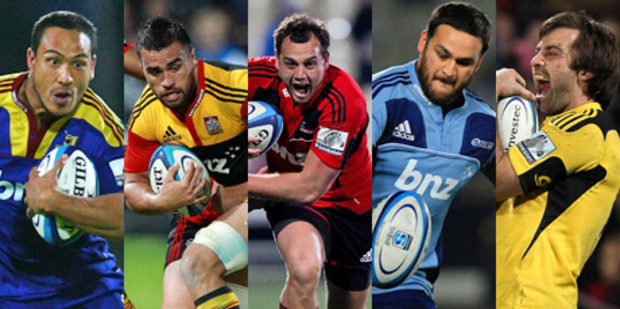 The New Zealand Super 15 franchises all named their 2013 squads today. Photo / Getty Images
