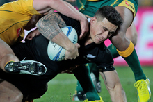 Sonny Bill Williams is expected to sign with the Roosters. Photo / Richard Robinson