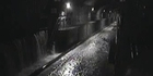 Watch: CCTV video: Flooding enters New York subway tunnel