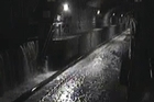 In a video media release from the Metropolitan Transportation Authority of New York, we can watch the flooding damage to the East River Tunnel caused by the fury of Superstorm Sandy.