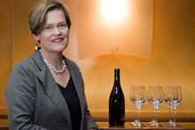 Celia Hay, New Zealand School of Food and Wine owner. Photo / Natalie Slade