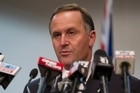 Prime Minister John Key has given a statement which formally apologises for Government regulatory failings which contributed to the deaths of 29 men in the Pike River mine disaster.