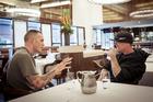 Talking Heads: Richie Hardcore and Chris Rene