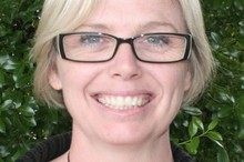 Assistant principal Kylie Fullerton is being reviewed by her school's board of trustees over images posted on Facebook. Photo / Supplied