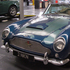 An Aston Martin DB5 pre-restoration at the brand's original base at Newport Pagnell, from 1955 to 2007, that built the DB5. Photo / Supplied