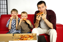 When the kids get a junk good treat it's the perfect excuse to spoil yourself too.Photo / Thinkstock