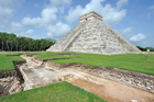 Castillo de kukulcan at chichen-itza. Photo / Thinkstock