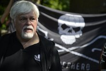Paul Watson, Canadian founder and president of the Sea Shepherd Conservation Society. Photo / File