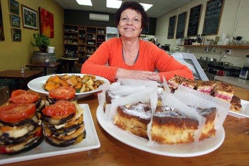 Massa Deli Kitchen's new owner, Carolyn Corrin.