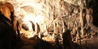 View: Postojna Caves, southern Slovenia