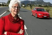 Roadsafe Northland's Gillian Archer. Photo / Northern Advocate