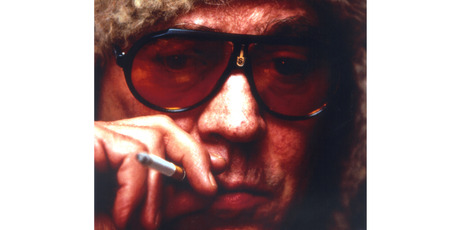 Hunter S. Thompson cast a critical eye over American politics which inspired passion and ferocity in his writing. Photo / Supplied