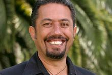 Comedian Mike King. Photo / APN 