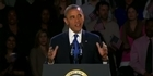 Watch: Obama: Victory speech after re-election win 