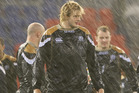 Richie Gray of the Scotland looks on during the International Test match between the Australian Wallabies and Scotland. Photo / Getty Images.