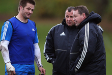 Richie McCaw of