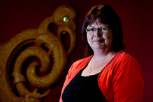 Suzanne Green has made life-long friends within the Customs Service. Photo / Sampford Cathie