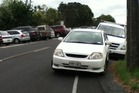 Parking in Taupaki. Photo / Supplied