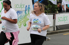 Debbie Pemberton in Sculpt 6km run (No 1056). Photo / Supplied
