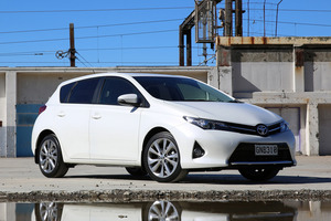 On winding roads, the new Corolla Hatch showed it was enjoyable to drive and a good choice for everyday use. Photo / Supplied