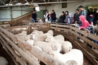 Sheep Shearing at Ambury farm. Photo / Supplied