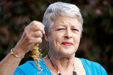 Joan Rogers no longer likes Weet-Bix.  Photo / Michael Craig