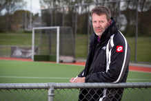Colin Batch excelled as the Belgium men's coach. Picture / Natalie Slade