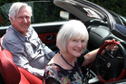 Dennis and Lynne Mischewski offered a $12,000 car 