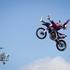 A rider gets some air. Photo / Kellie Blizard