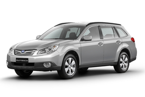 The Subaru Outback is best all rounder. Photo / Supplied